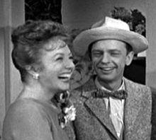 Barney & Thelma Lou