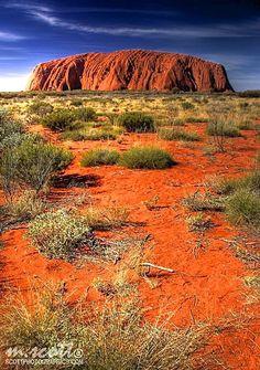 Uluru, Kata Tjuṯa National Park - Outback Australia