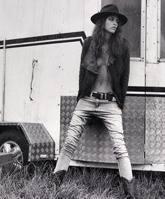 jacket, art inspir, style, bw fashion, rock, boho, tank