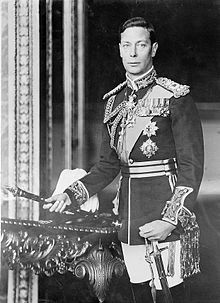 Prince Albert, Duke of York (later George VI, King of the United Kingdom) marries Lady Elizabeth Bowes-Lyon