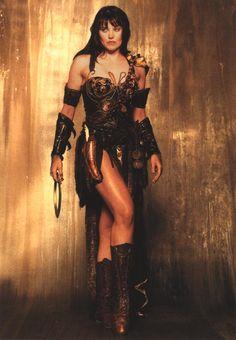 Xena, Princess Warrior
