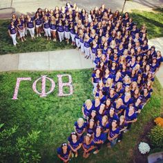 Gamma Phi awesome group pic
