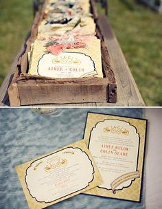 Paper Goods | Green Wedding Shoes Wedding Blog | Wedding Trends for Stylish + Creative Brides