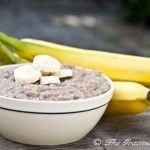 Clean Eating Banana Bread Oatmeal