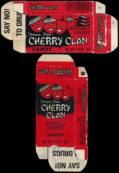 Remember these?  How politically incorrect and delicious they were!