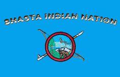 Shasta Indian Nation flag