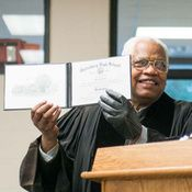 At 73, Man Finally Gets Diploma Denied For Defying Segregation
