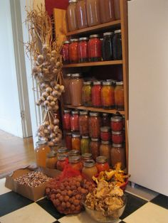 The Winter Pantry
