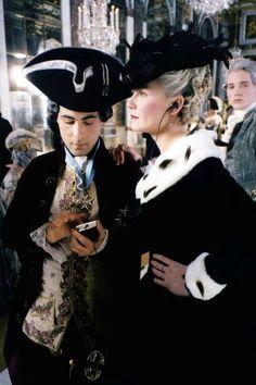 Sofia Coppola's Marie Antoinette (2006). #MustSeeFilms