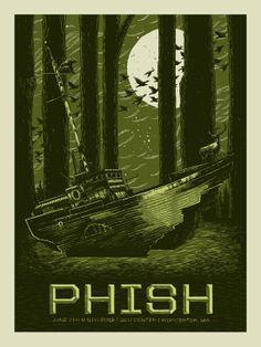Phish DCU