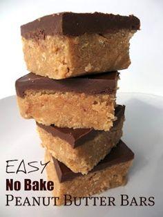 easy no bake dessert recipes