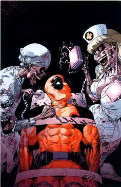 Deadpool - Jason Pearson
