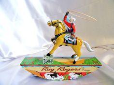 Vintage Roy Rogers & Trigger
