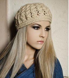 Crochet Hat - Crochet Gorro