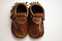 I love these mocassins for baby!
