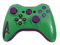 Xbox 360- Hulk Avenger Controller