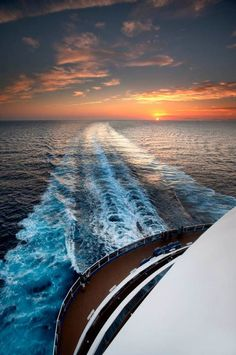 Just the best!!! Shared on Twitpic by Carnival Cruise Lines. Beautiful sunset.