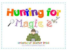 More magic e