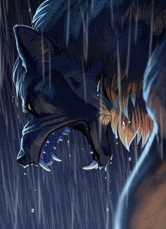"""""""Yells at Rain"""" by Kaylink"""