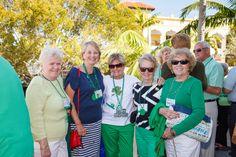 Emmanuel College Alumni St. Patrick's Event   Naples, FL   3.15.14 - Judith Kerrigan Norton'61, Anne Dynan Metrick'66, Margaret Curran Elson '65, Carolyn Hashey '67, Annette Goode
