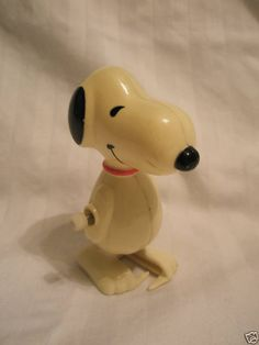 wind up snoopy