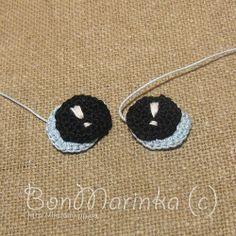 Amigurumi Eyes.