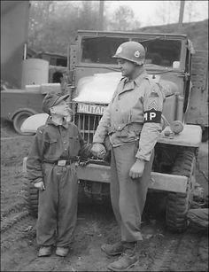 German Child Soldier