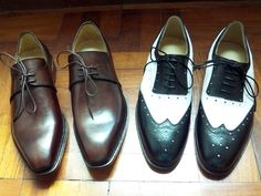 shoemakers handcrafted men's shoes