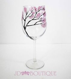 Glass painting ideas @ etsy