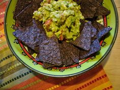 Party Food: Your New Go-To Guacamole Recipe
