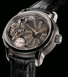 Audemars Piguet Millenary MC12 Tourbillon Chronograph #Watch