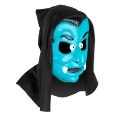 Dress up this Halloween, with our great range of masks, wigs and make-up sets.  Available in assorted designs and colours.