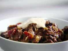 No Bean Beef Chili Recipe : Sandra Lee : Food Network - FoodNetwork.com