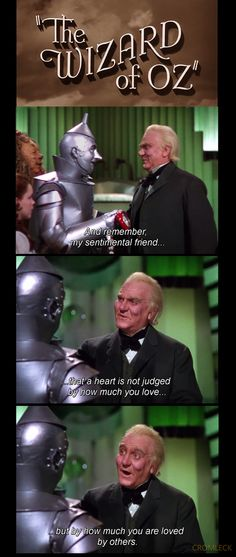 """What I learned, #MOVIE """"the wizard of OZ"""" 1939"""