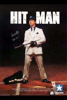 Hit Man: Don Mattingly pic.twitter.com/cJCCSab7UI