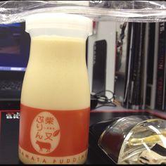 気分を絶好調にしてくれる、柴又プリン!容器とスプーンがリニューアル、でも味は変わらず美味(^^)