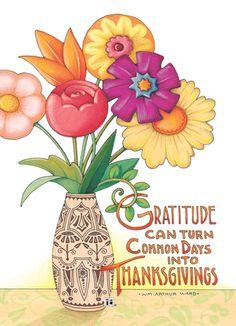 Thanksgiving!  Mary Engelbreit