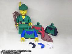 Papermau Lego Forestman