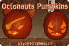 Octonauts pumpkins