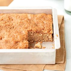 Apple-Cinnamon Coffecake!