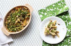 Broccoli Bread Crumbs