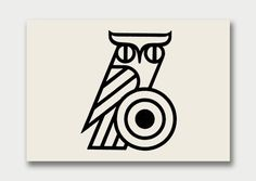 Modernist Bird-Themed Logo Designs From the 60s and 70s
