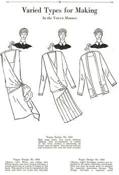 whatifound, vogue, books, vintag fashion, histor fashion, sew fashion, vogu book