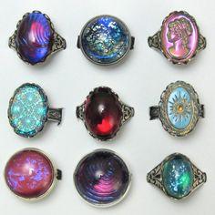 pretty rings!