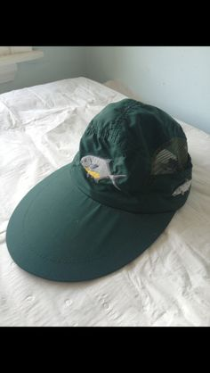 Fishing hats and caps on pinterest fly fishing columbia for Long bill fishing hat