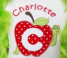 C is for Charlotte