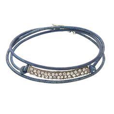 Denim and Diamonds Bracelet  http://bigideamastermind.com/newmarketingidea?id=moemoney24