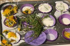 Wonderful cupcakes made from a concoctions kitchen! Fabulous messy fun! By The Imagination Tree