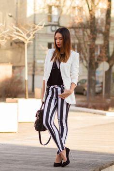 New Spring/Summer Fashion Trend – Stripes