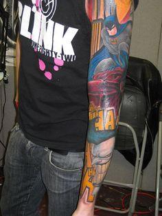 Tatuagem – Batman
